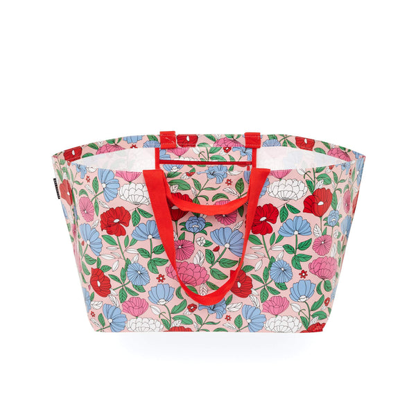 Project Ten | Oversize Tote - Flowers | Shut the Front Door