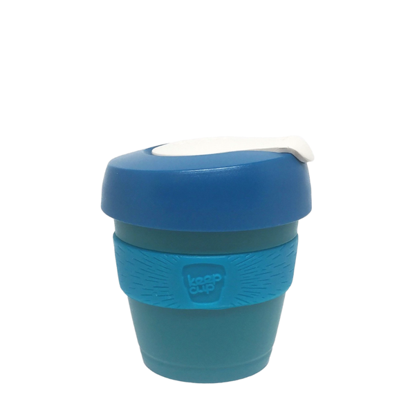 KeepCup | KeepCup Minis Resuable Cup 4oz - Greens | Shut the Front Door