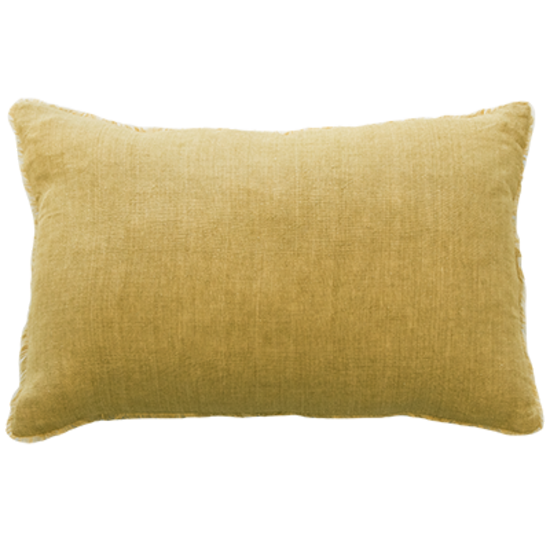 Mulberi | Kobo Cushion OCHRE 40x60cm | Shut the Front Door