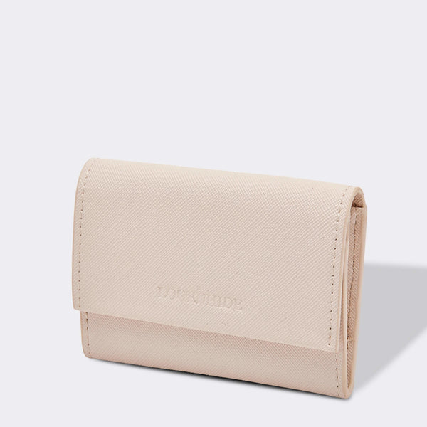 Louenhide | Bossy Hatch Cardholder Oyster | Shut the Front Door