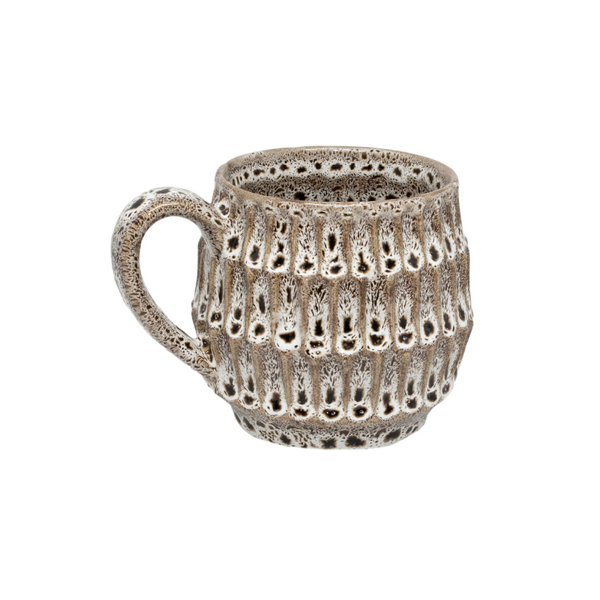 General Eclectic | Osmond Mug - Brown | Shut the Front Door