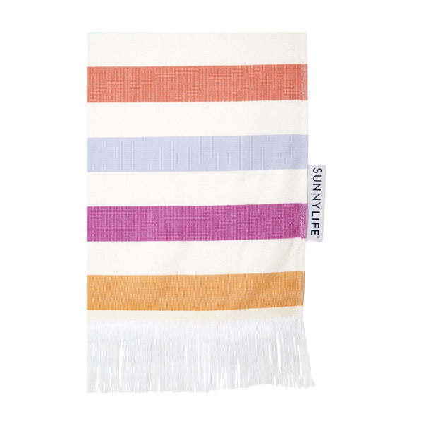 Sunnylife | Fouta Towel - Block Party | Shut the Front Door