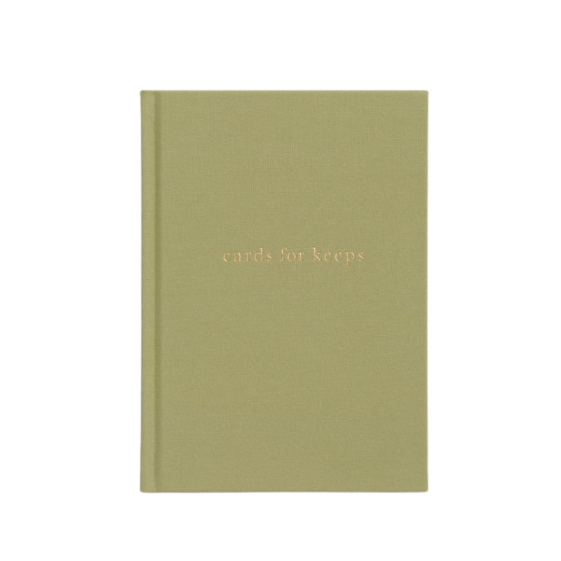 Write to Me Stationery | Cards for Keeps - Sage Green | Shut the Front Door