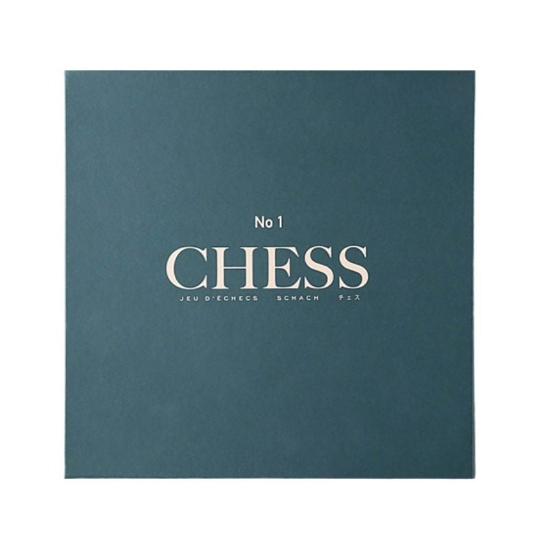 Printworks | Classic Games Chess | Shut the Front Door