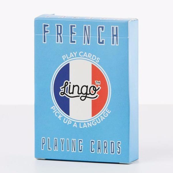 Lingo | Lingo Playing Cards French | Shut the Front Door