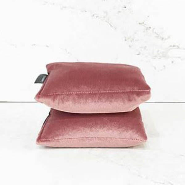 Camden Co | Therapy Wheat Bag BLUSH VELVET | Shut the Front Door