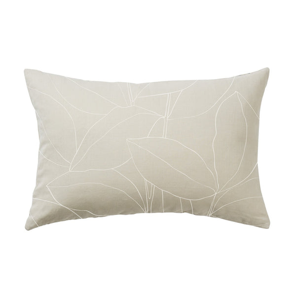 Milk & Sugar | Cushion Botanical STONE | Shut the Front Door