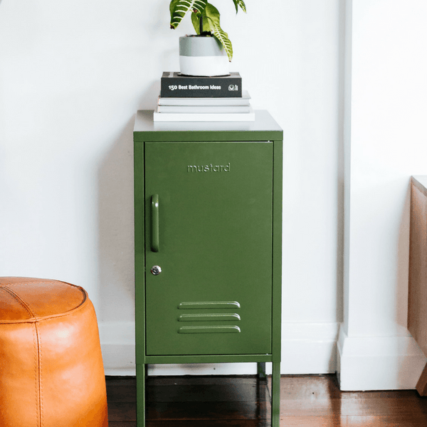 Mustard | Shorty Locker - Olive | Shut the Front Door