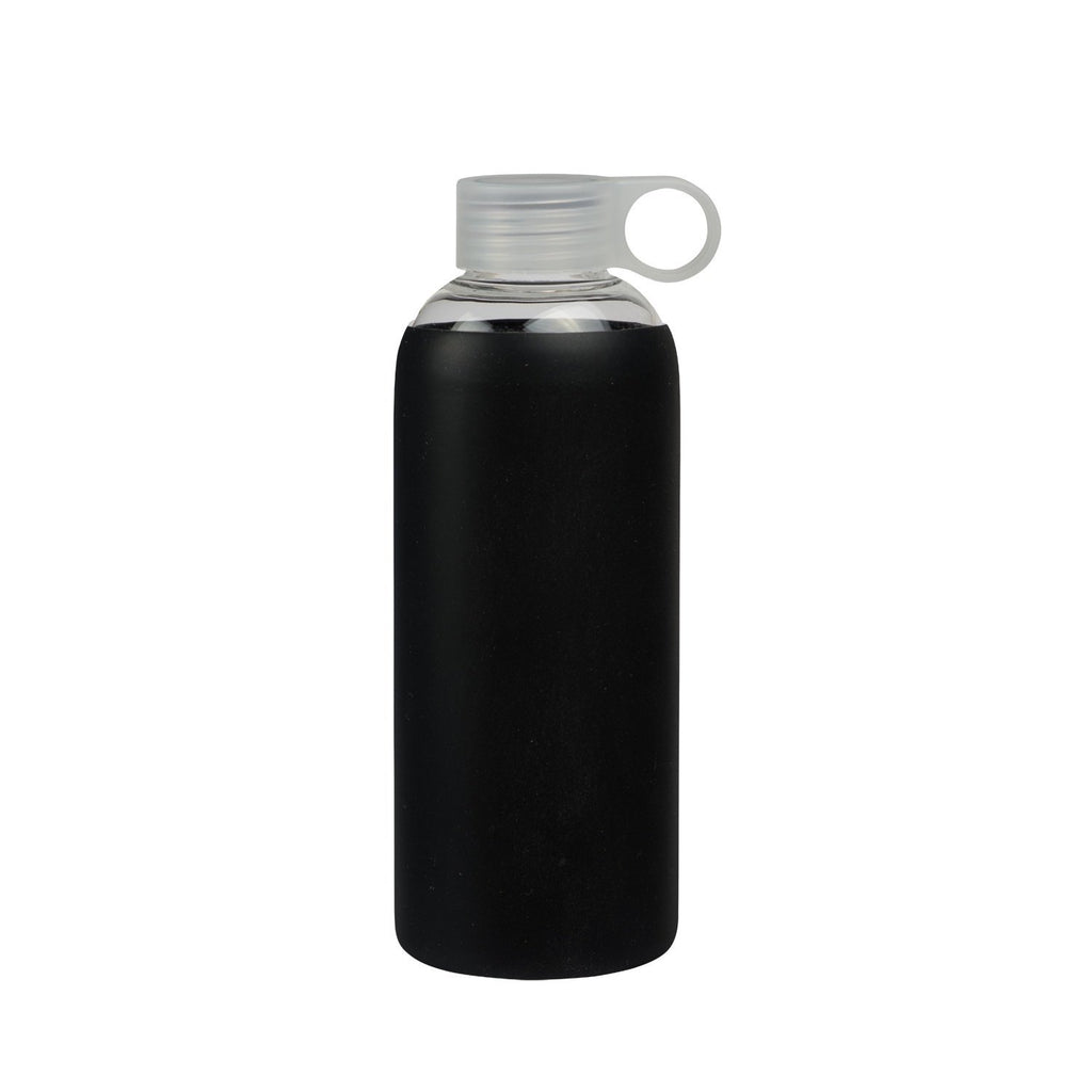 General Eclectic | Drink Bottle 750ml Black | Shut the Front Door