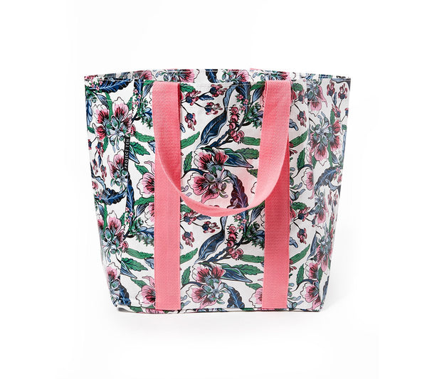 Project Ten | Shopper Bag - Botanical | Shut the Front Door