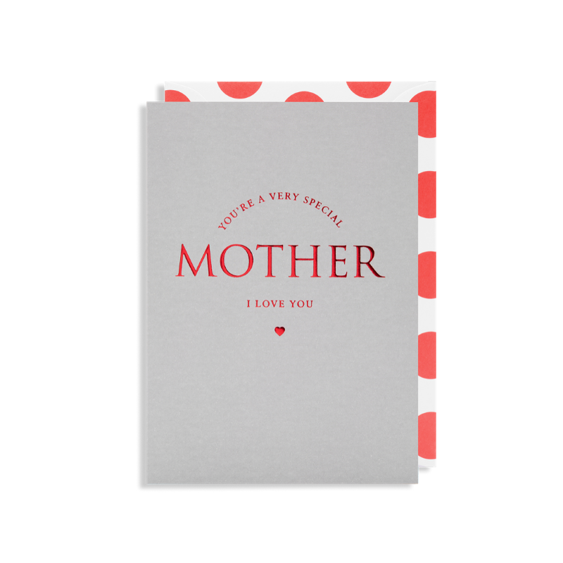 Lagom | Very Special Mother Card | Shut the Front Door