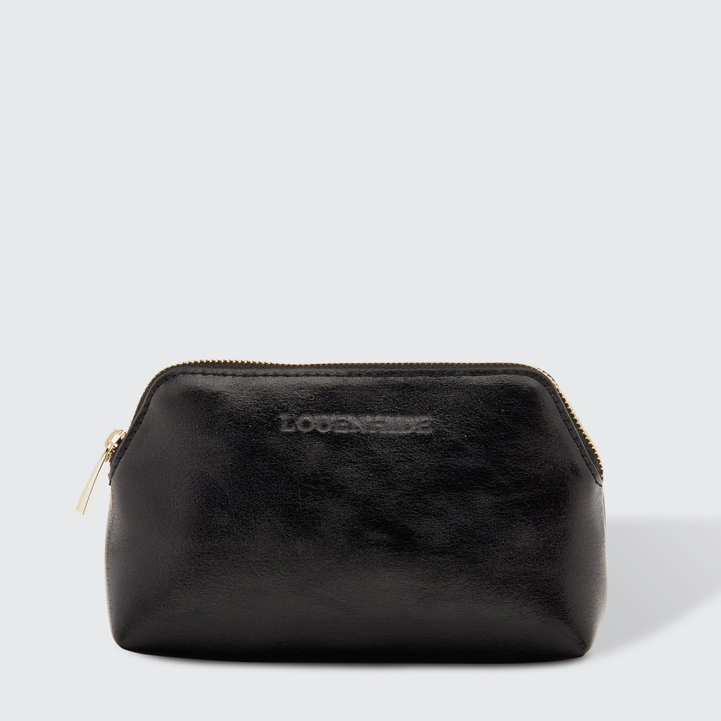 Louenhide | Scout Cosmetic Pouch - Black | Shut the Front Door
