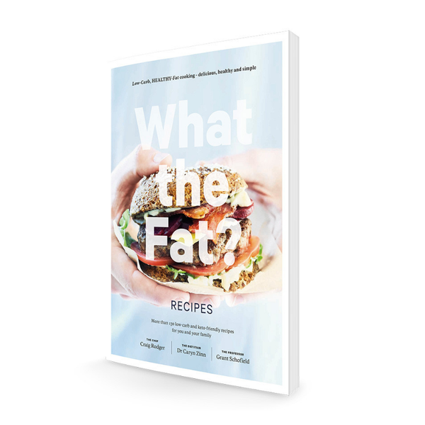 Blackwell & Ruth | What the Fat Recipes | Shut the Front Door