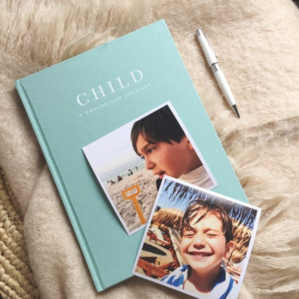 Write to Me Stationery | Child Journal - A Childhood Journey | Shut the Front Door
