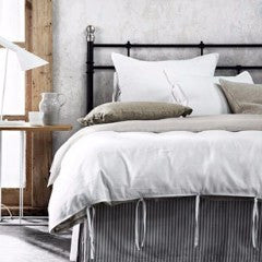 Duvet Cover Maison White/Natural KING