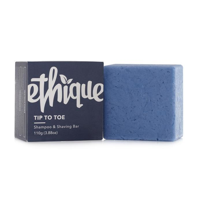 Ethique | Tip to Toe Shampoo & Shaving Bar | Shut the Front Door