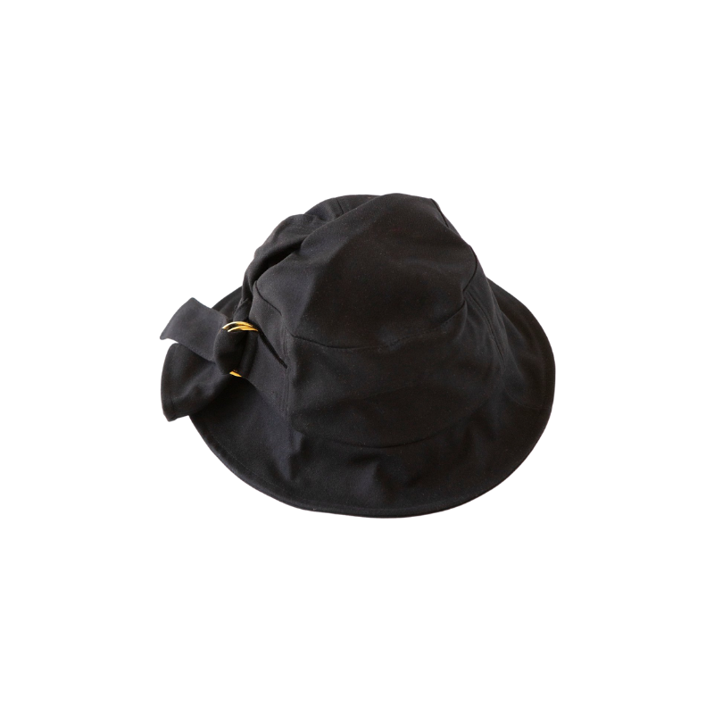 Antler NZ | Gold Buckle Hat - Black | Shut the Front Door