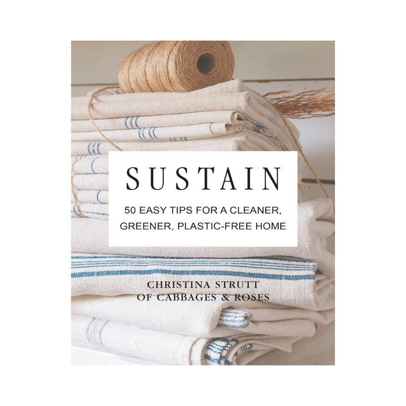 CICO | Sustain: 50 Easy Tips for a Cleaner | Shut the Front Door
