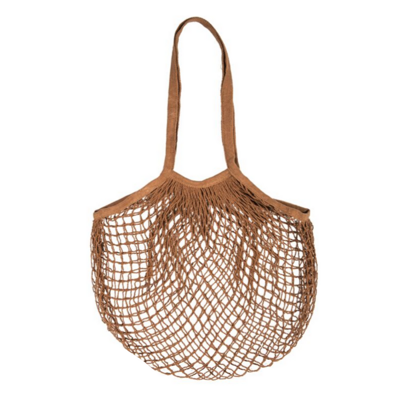 Academy Home | Cotton Market Bag - Terracotta | Shut the Front Door