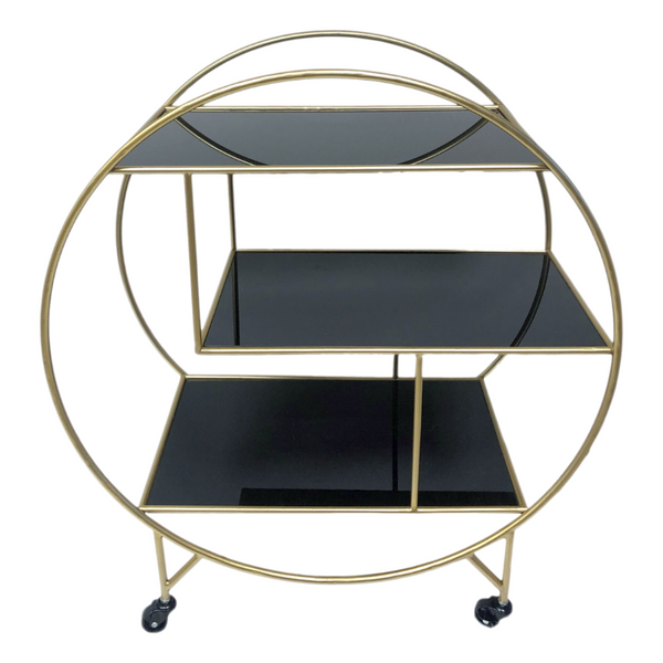 Not specified | Archie Deco Cocktail Trolley | Shut the Front Door