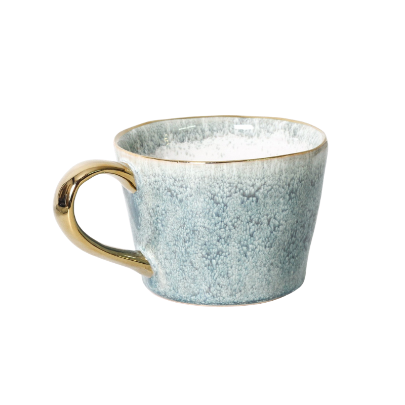 INDIGO LOVE | Ariel Mug - Seamist | Shut the Front Door