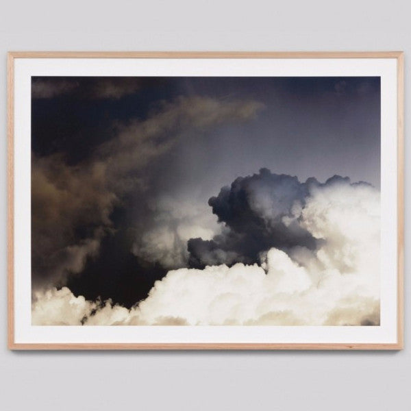 Middle of Nowhere | Framed Print Autumn Storm | Shut the Front Door