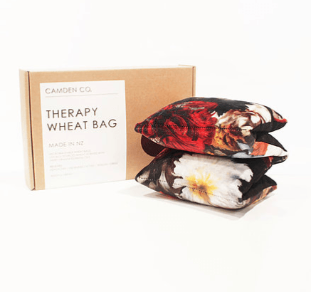 Camden Co | Therapy Wheat Bag FLOWERBOMB VELVET | Shut the Front Door