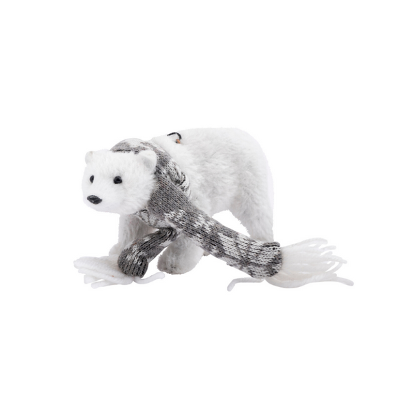 Down to the Woods | Polar Bear Christmas Decoration | Shut the Front Door