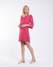 Foxwood | Bird Dress - Red | Shut the Front Door