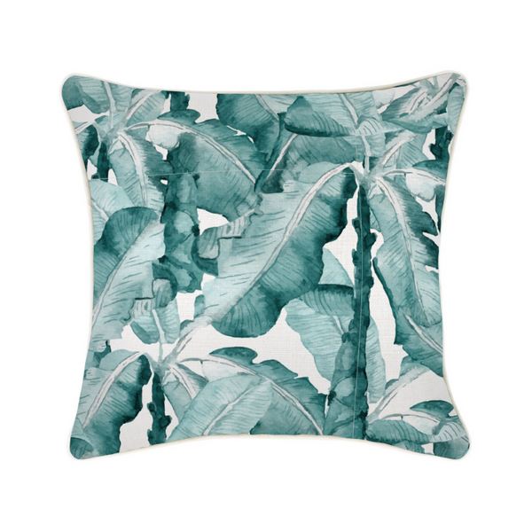 Escape to Paradise | Bora Bora Outdoor Cushion - 45x45cm | Shut the Front Door