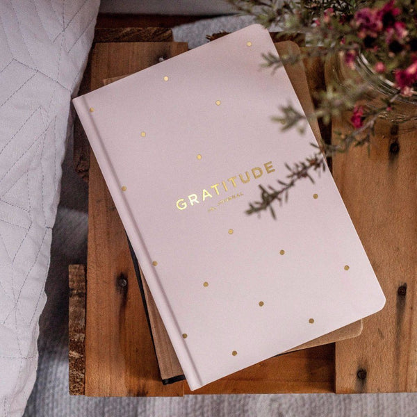 Frank | Gratitude Journal BLUSH | Shut the Front Door