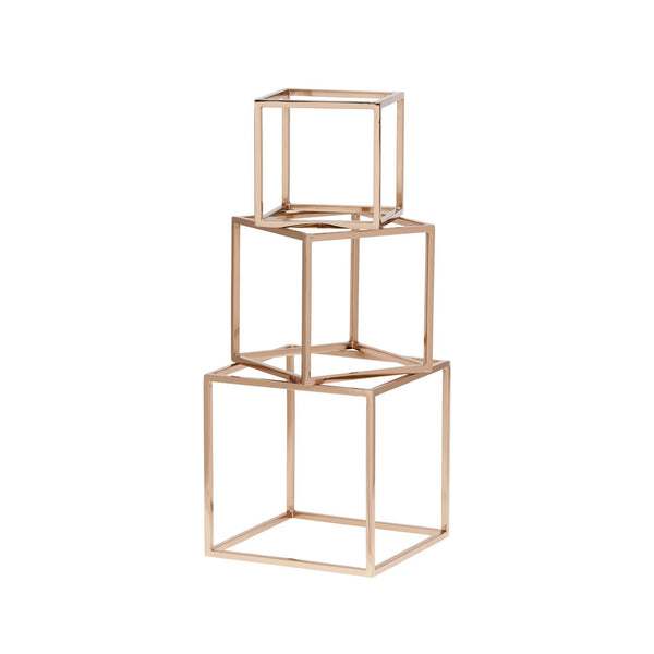 General Eclectic | Copper Set of Cubes | Shut the Front Door