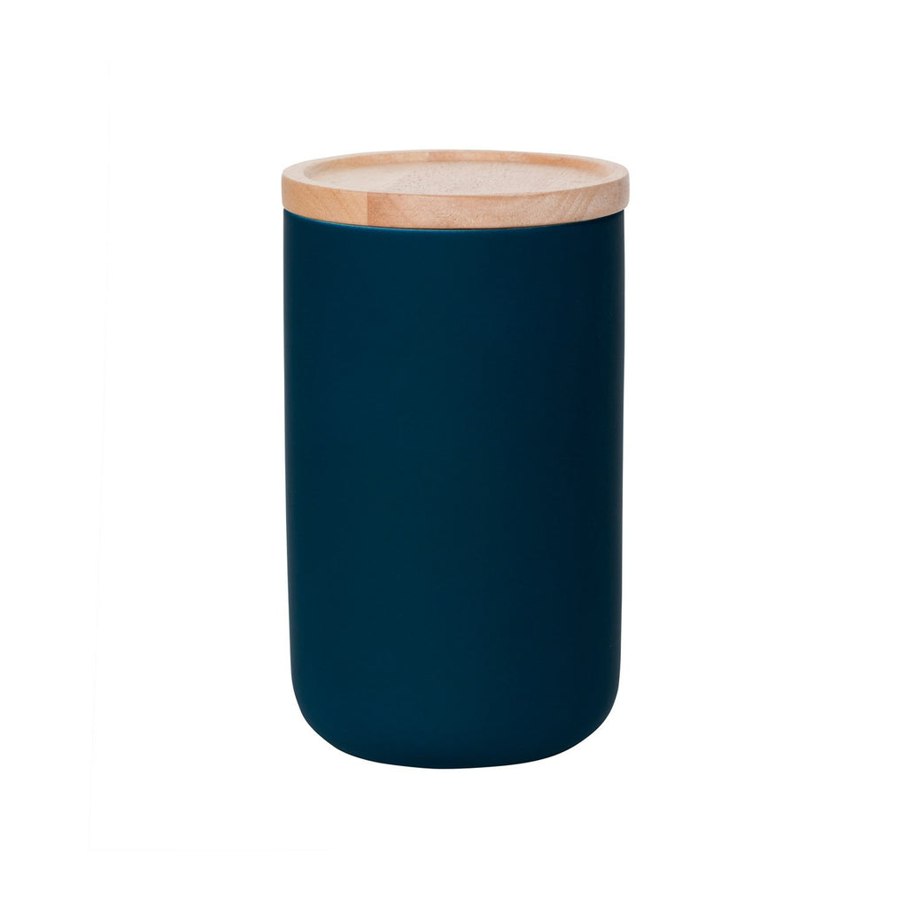 General Eclectic | Canister Tall Matt Navy | Shut the Front Door