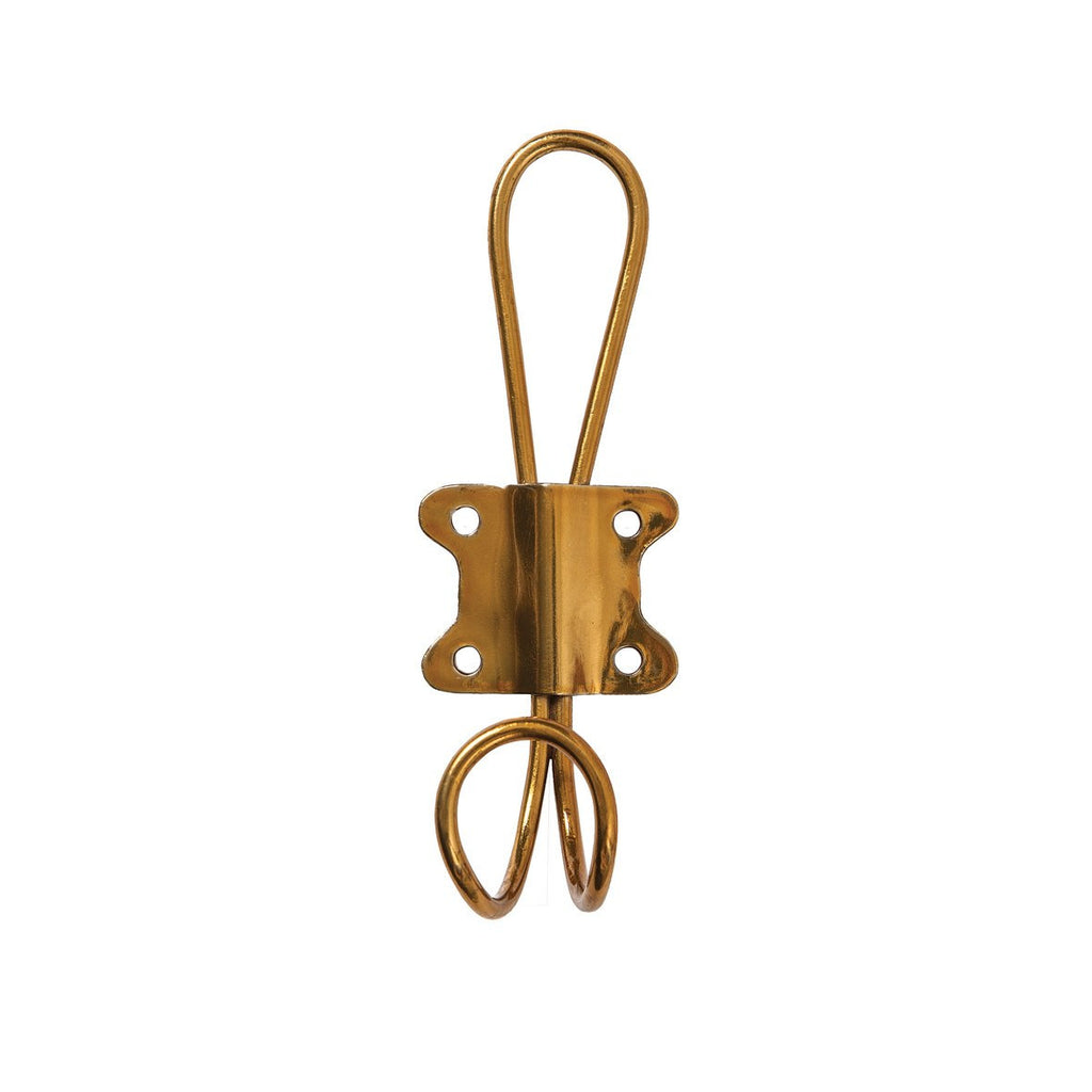 General Eclectic | Wire Hook Brass | Shut the Front Door