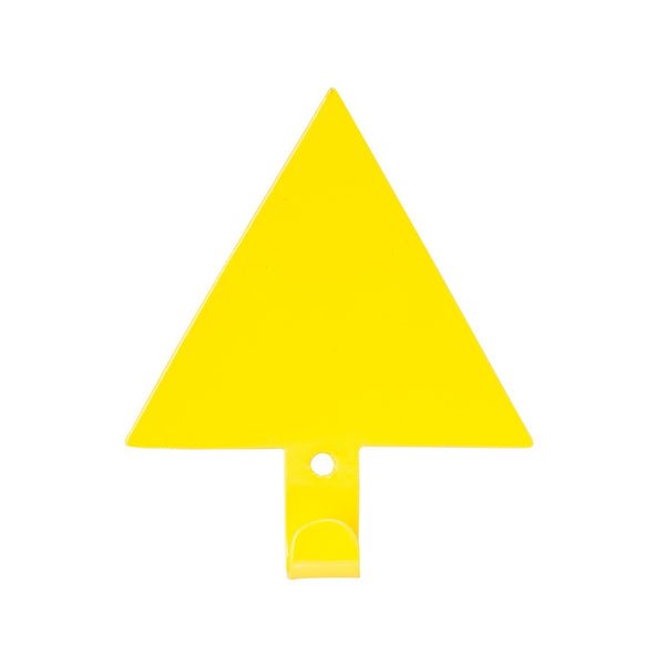 General Eclectic | Hook Triangle Yellow | Shut the Front Door