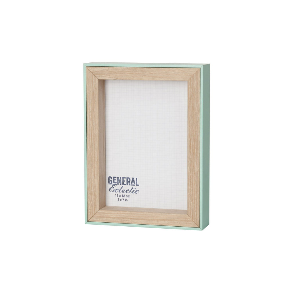 General Eclectic | Frame 5x7 Mint Rim | Shut the Front Door