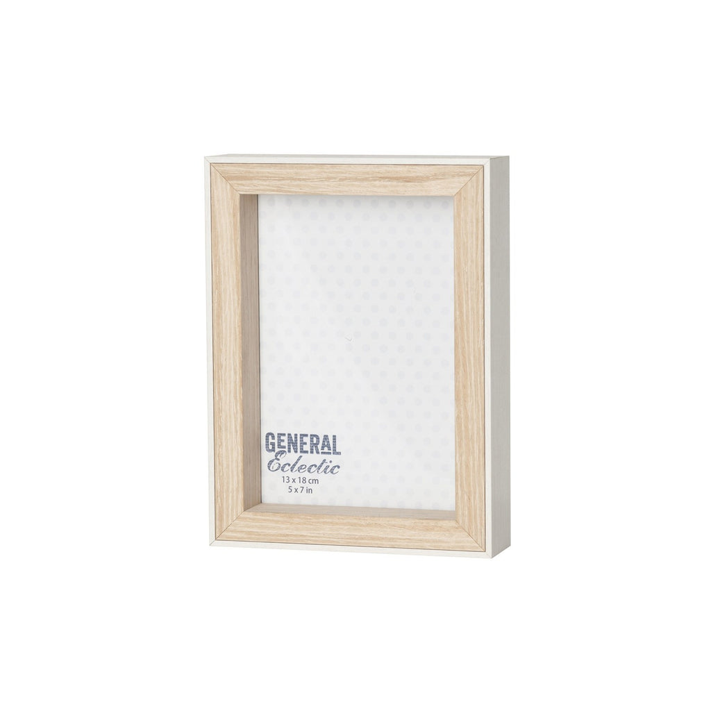 General Eclectic | Frame 5x7 White Rim | Shut the Front Door