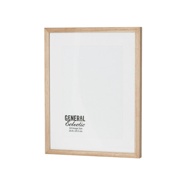 General Eclectic | Frame A4 Natural | Shut the Front Door