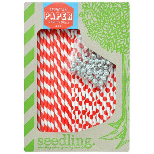 Seedling | Geometric Paper Structures | Shut the Front Door