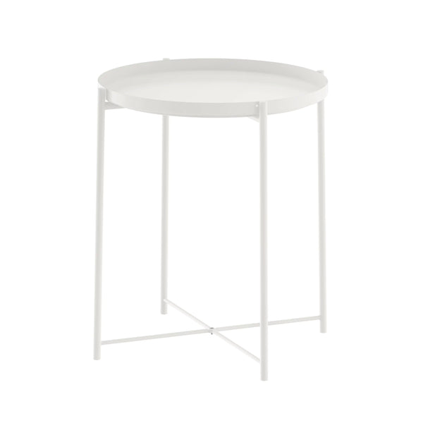IKEA | Gladom Tray Table - White | Shut the Front Door