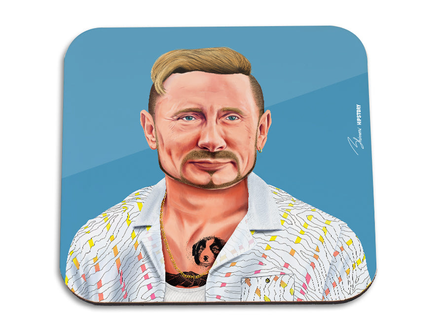 Hipstory | Hipstory Coaster - Vladimir Putin | Shut the Front Door