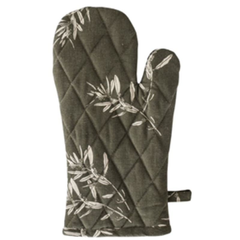Raine & Humble | Heidi Oven Glove - Olive Green | Shut the Front Door