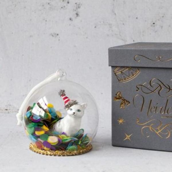 Down to the Woods | Confetti Kitty Dome | Shut the Front Door