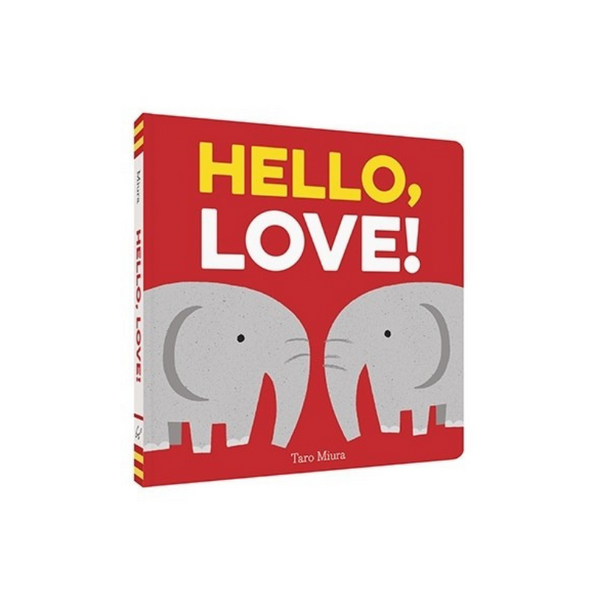 Chronicle Books | Hello, Love! Picture Book | Shut the Front Door