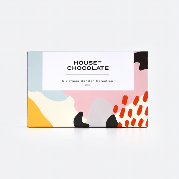 House of Chocolate | Chocolate Bon Bons - Selection of 6 | Shut the Front Door