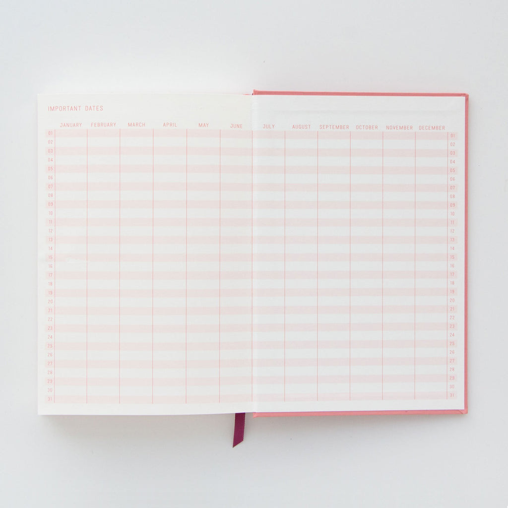 Designworks | Can't Touch This Medium Journal | Shut the Front Door