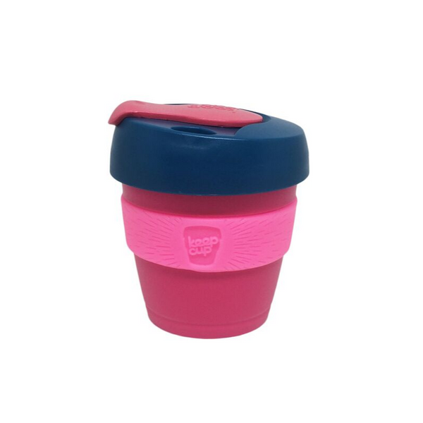 KeepCup | KeepCup Kids Reusable Cup 4oz - Pinks | Shut the Front Door