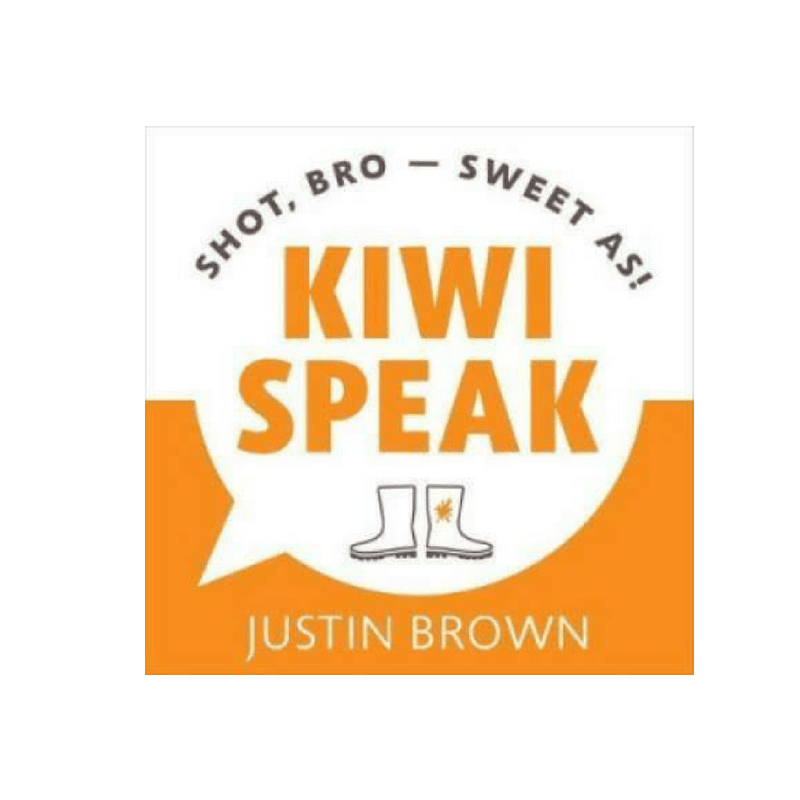 Random House | Kiwi Speak | Shut the Front Door