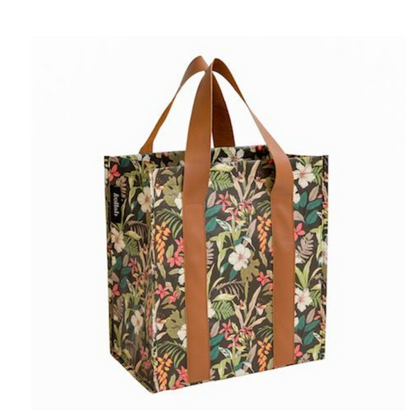 Kollab | Market Bag - Hibiscus | Shut the Front Door