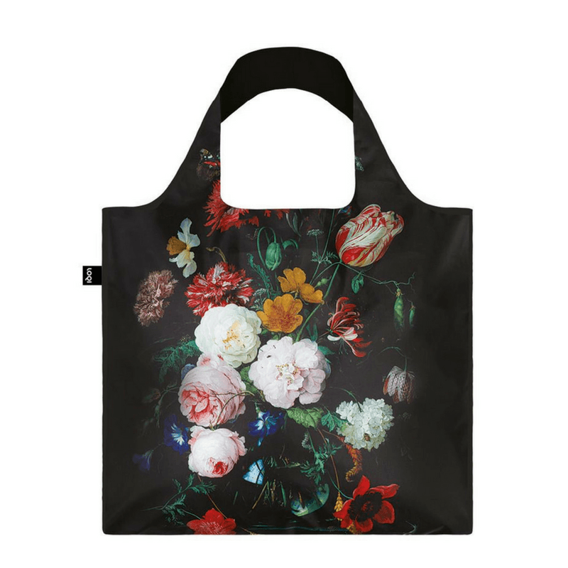 Loqi | Tote Bag - Still Life with Flowers | Shut the Front Door